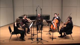 Gerald Finzi: Five Bagatelles for Clarinet and String Quartet