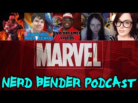 MARVEL ENTERTAINMENT | Nerd Bender Podcast