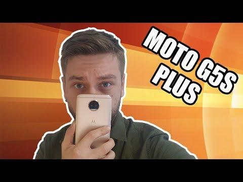 ÇİFT KAMERA ORTA SEGMENTE DE GELDİ! - Moto G5S Plus inceleme
