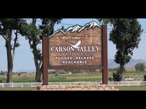 The Carson Valley! Minden NV 2019