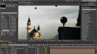 Как работать в программе Adobe After Effects CS6 - Полный обзор программы. Быстрый старт начинающих