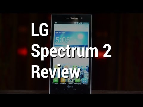 LG Spectrum 2 Review