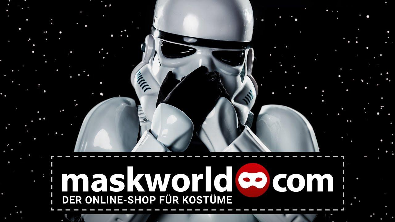Star Wars Kostume Fur Alle Wait For The Banana Youtube