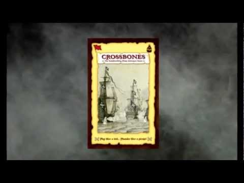 Crossbones: The Swashbuckling Pirate Adventure Game