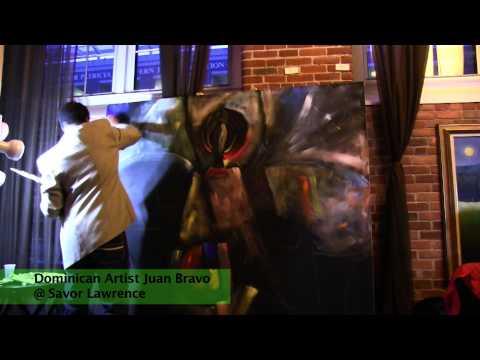 Savor Lawrence Event:  Juan Bravo