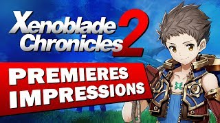 XENOBLADE CHRONICLES 2 : Premières impressions   GAMEPLAY FR