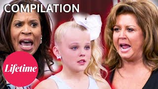 PYRAMID CHAOS! MELTDOWNS, BLOW-UPS & WALKOUTS - Dance Moms (Flashback MEGA-COMPILATION) | Lifetime