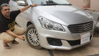 Suzuki Ciaz | In-Depth Review | Price, Features & Test Drive | Urdu