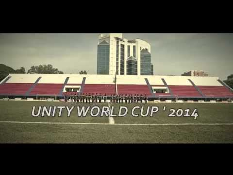 Unity World Cup 2014 - Test 1
