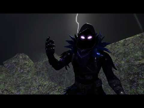 [SFM/Fortnite] Raven - Moving Background