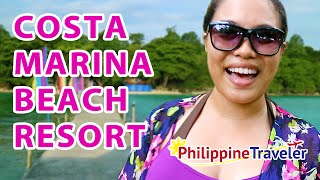 Want the perfect white sands getaway? Costa Marina Beach Resort Review