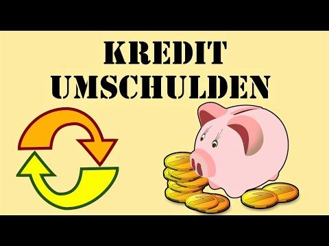 Kredit umschulden | Kreditrechner | Tutorial | Kredit | Tarifcheck | Kreditvergleich | #Finanzen