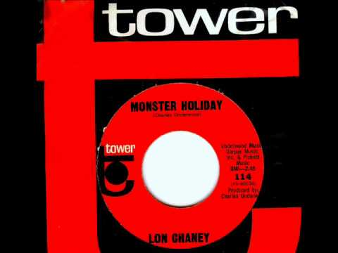 Lon Chaney, Jr. - MONSTER HOLIDAY  (Christmas)  (1964)