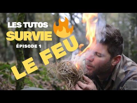 L'adjudant-chef Gatien vous dit tout sur la survie : épisode 1
