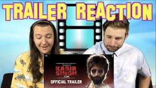 Kabir Singh – Official Trailer Reaction #KabirSingh #KabirSinghTrailer #ShahidKapoor