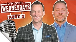 Whissel Wednesdays with James Cassady of State Farm Insurance and Jason Hall of Team Home Loans