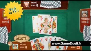 Jouer à la Belote en ligne -- GameDuell.fr
