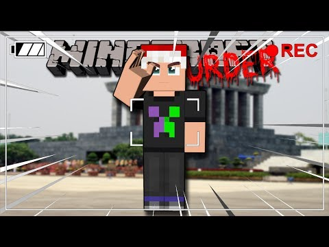 TÌNH HÌNH SAU CHUYẾN ĐI HÀ NỘI (Minecraft Ai Là Kẻ Giết Người #10)
