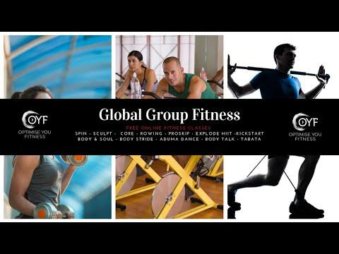Global Group Fitness-