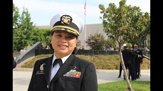 Phỏng Vấn Quân Nhân Mỹ Gốc Việt Nhân Lễ Đặt Vòng Hoa Tưởng Niệm Tại Tượng Đài Chiến Sĩ Việt-Mỹ 2017