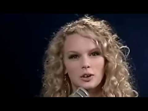 Taylor Swift Age 16 First National Radio Interview 2006