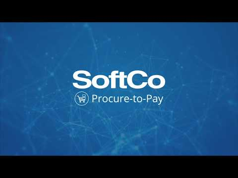 SoftCo Procure-to-Pay Overview