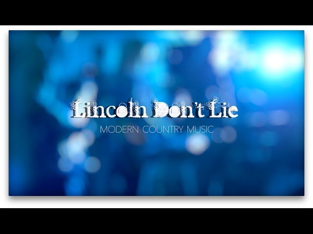 Lincoln Don't Lie Promotional Video
