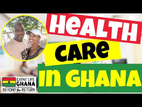 Healthcare In Ghana (Getting Sick in Africa) | Medical Care when Abroad