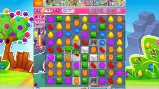 Candy Crush Saga Level 1520 (No Boosters)