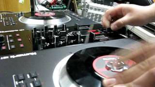 NUMARK NS7 SCRATCH SESSION 1 ( ELEVATED SOUNDS ) DJ INCREDIBLE HOKE