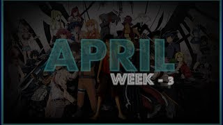 ► Top 20 | Anime Opening Charts | Week - 3 | Month (APRIL) | (HD)