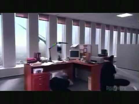 Inside Twin towers Survivor CLIP