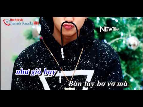 [Karaoke HD] Âm Thầm Bên Em | Full Beat Gốc | Sơn Tùng M-TP | Newtitan