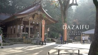 Dazaifu, Japan 4K (Ultra HD) - 太宰府 Autumn Winter