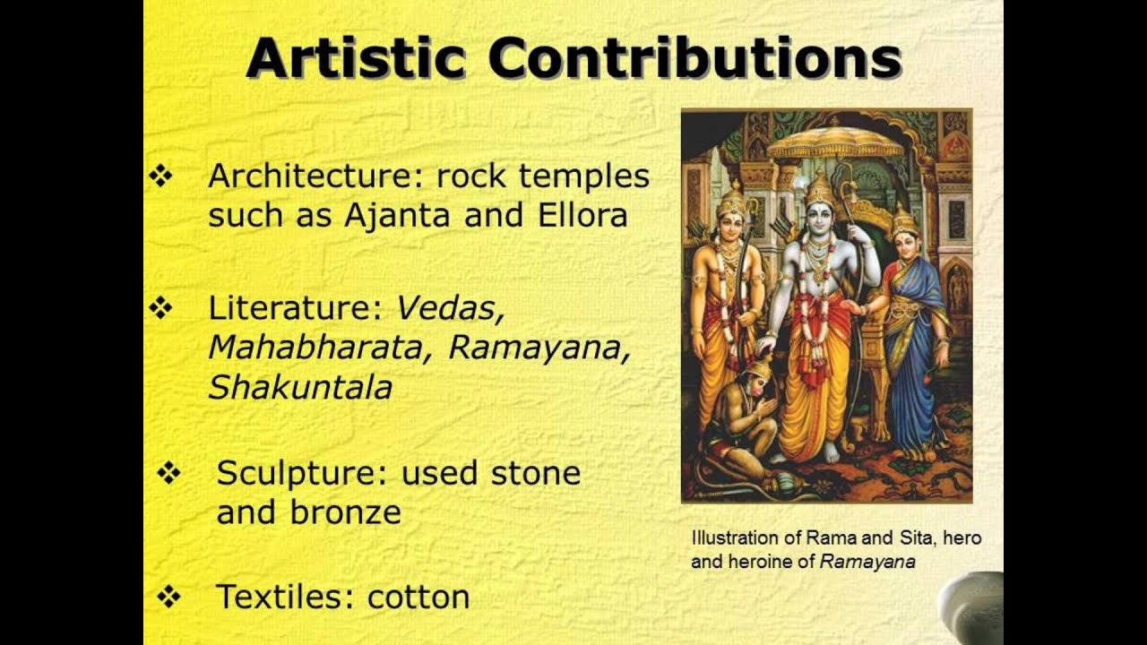 Scientific And Artistic Achievements Part  India YouTube - Ancient indian literature
