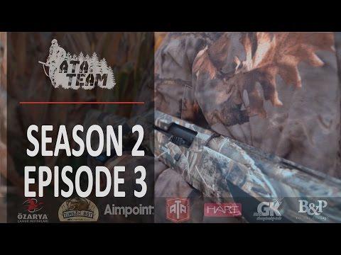 Ata Team Season 2 Episode 3 Canada Goose Hunting ( English Version )