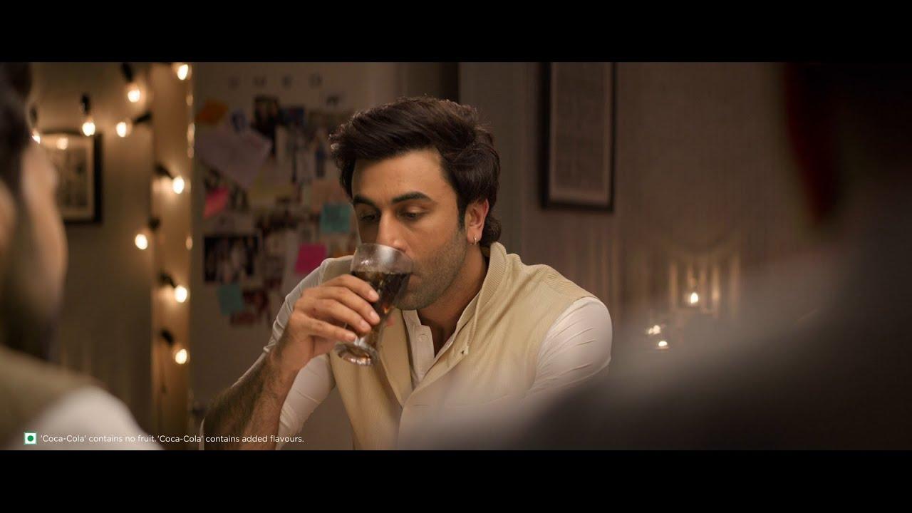 Jalao rishton ke naye diye with Coca-Cola. Diwali 2020