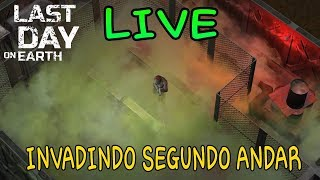 INVADINDO O SEGUNDO ANDAR - LAST DAY ON EARTH