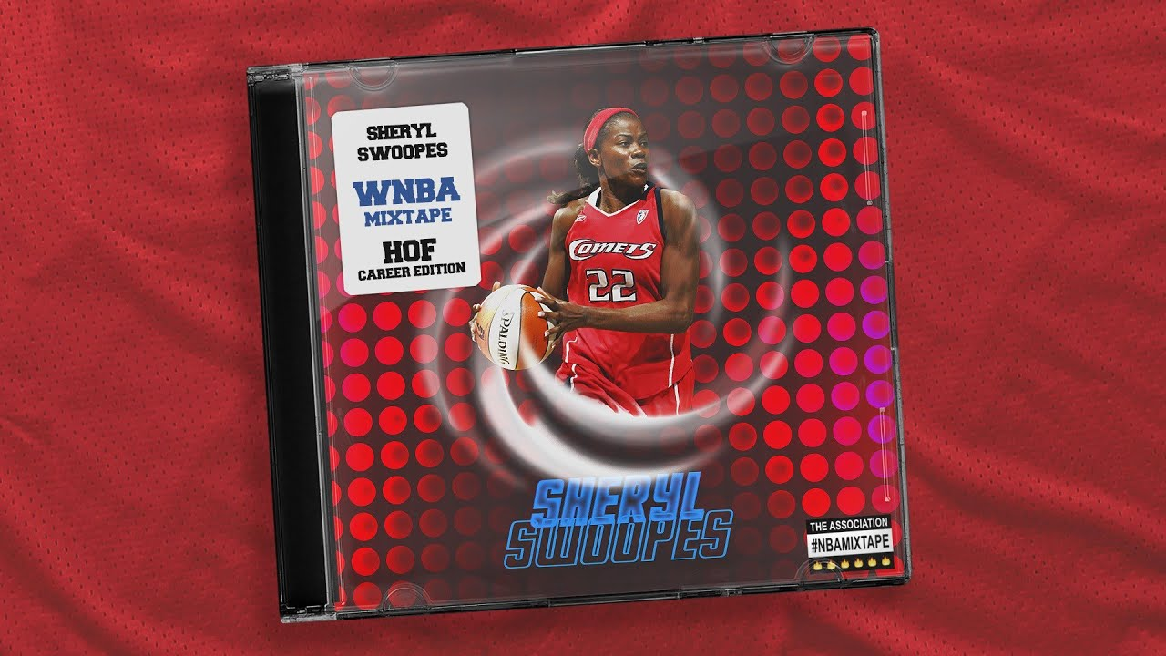 7ac7c715e2e Sheryl Swoopes' Ultimate Career Mixtape - YouTube