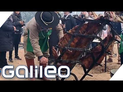 So isst die Welt: Argentinien vs. Vietnam | Galileo | ProSieben