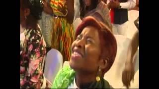 Afy Douglas Ministering