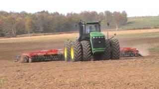 John Deere 9430 Tractor