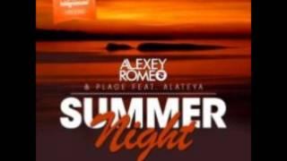 Alexey Romeo & Plage feat Alateya   Summer Night Dabruck & Klein Remix+Download