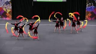 2016 Australian DrillDance Championships