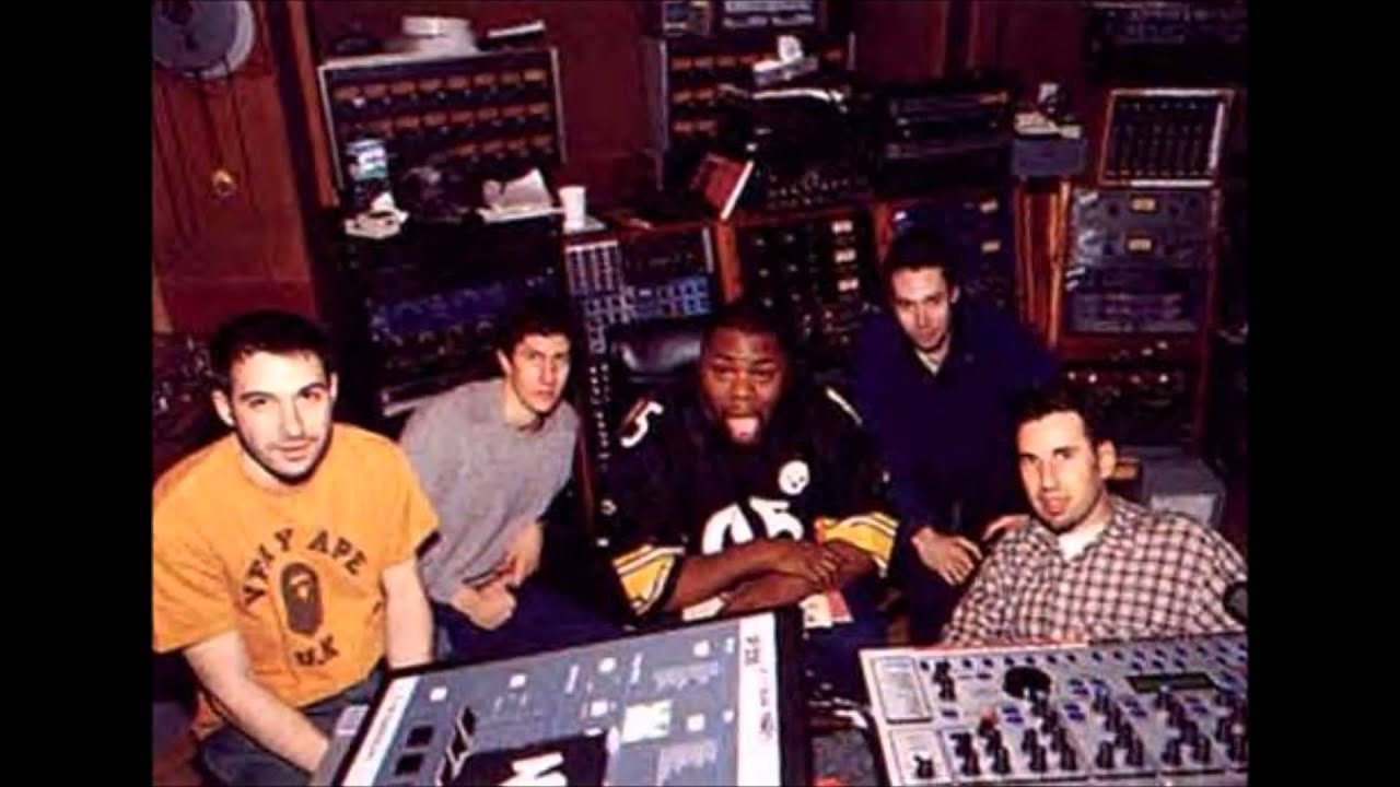 The Beastie Boys & Biz Markie - Benny and the Jets