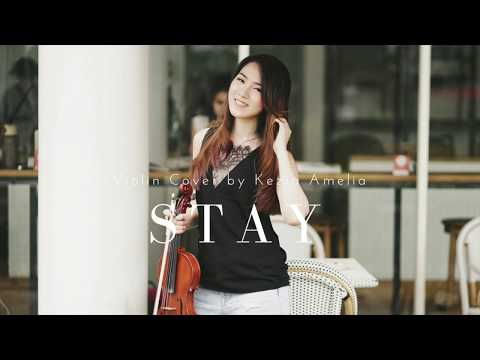 Stay (Zedd Ft Alessia Cara) Violin Cover by Kezia Amelia