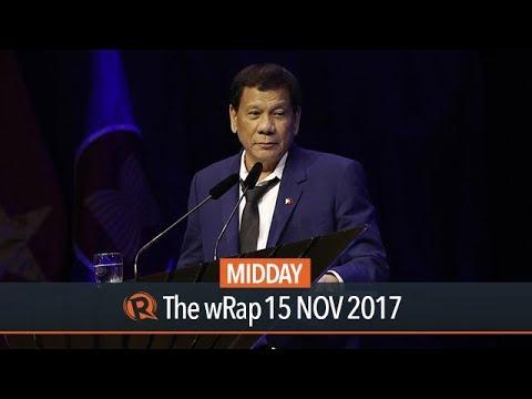 Duterte says Trudeau raising EJKs 'an official insult'