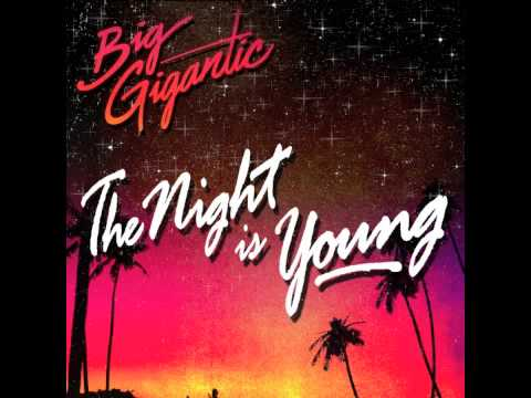 Big Gigantic - The Night Is Young (ft. Cherub)