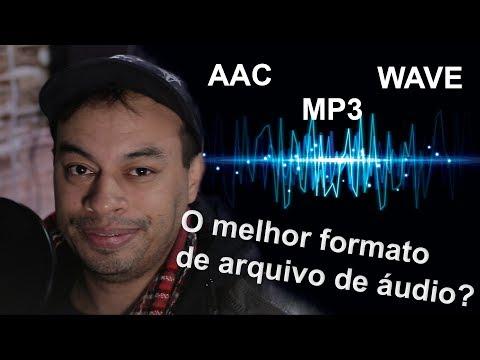 Tipos De Arquivos De áudio, Qual A Diferença ( WAVE, MP3, FLAC E AAC ) - Meu Universo Nerd