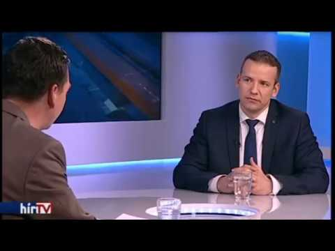 Toroczkai László a Hír Tv Newsroom c. műsorában (2018.01.24)